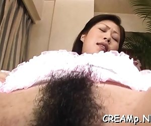 Hairy Japanese Pussy Movies